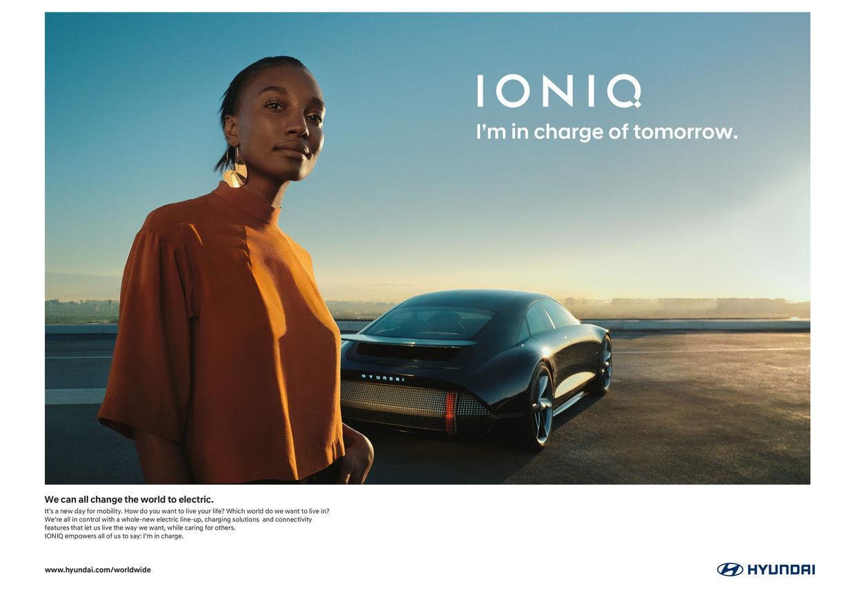 RECOM : IONIQ Campaign