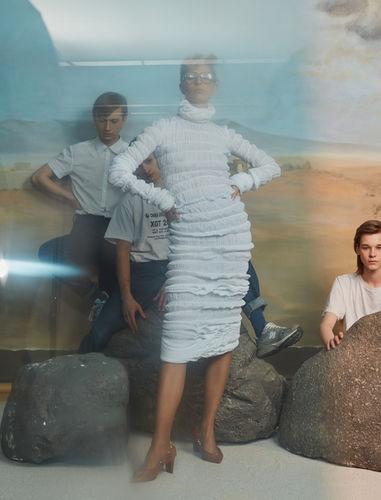 JANA GERBERDING & ISCHRAK NITSCHKE for Dansk Magazine