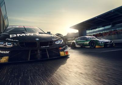 RECOM CGI : BMW Motorsport - DTM Campaign