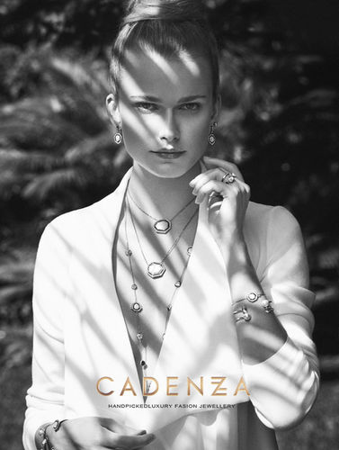 ANDREAS ORTNER for CADENZZA SS 16