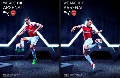 KNAS : Puma / We are The Arsenal
