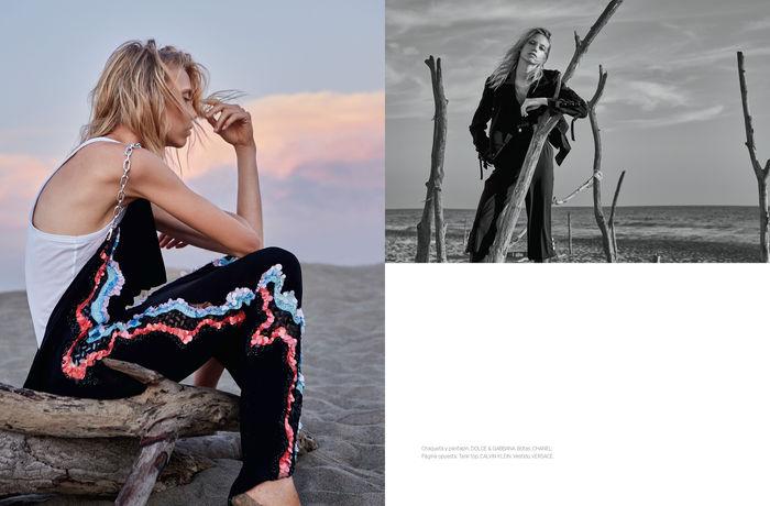 KRISTINA KORB GMBH, Byron Mollinedo, Fashion, Elle, Laura Schnellenburg, Editorial,