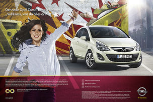 KLEIN PHOTOGRAPHEN : Philipp RATHMER for OPEL