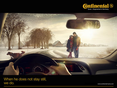 FRITHJOF OHM & PRETZSCH for CONTINENTAL AG