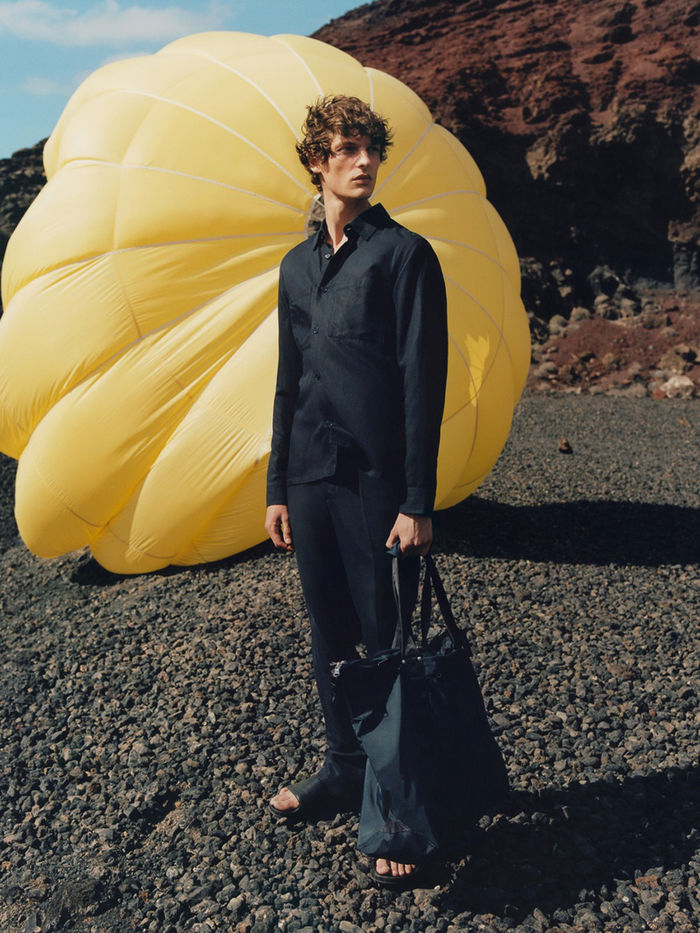 ARKET SS21 - styling by Isabelle Thiry c/o BIRD PRODUCTION