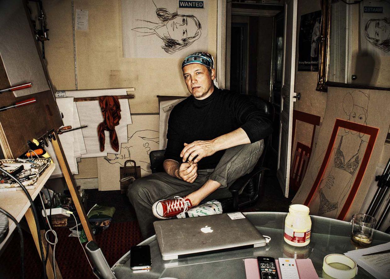 Portraits von Künstler Marcus Kreiss und Diane-Sophie Durigon von ...