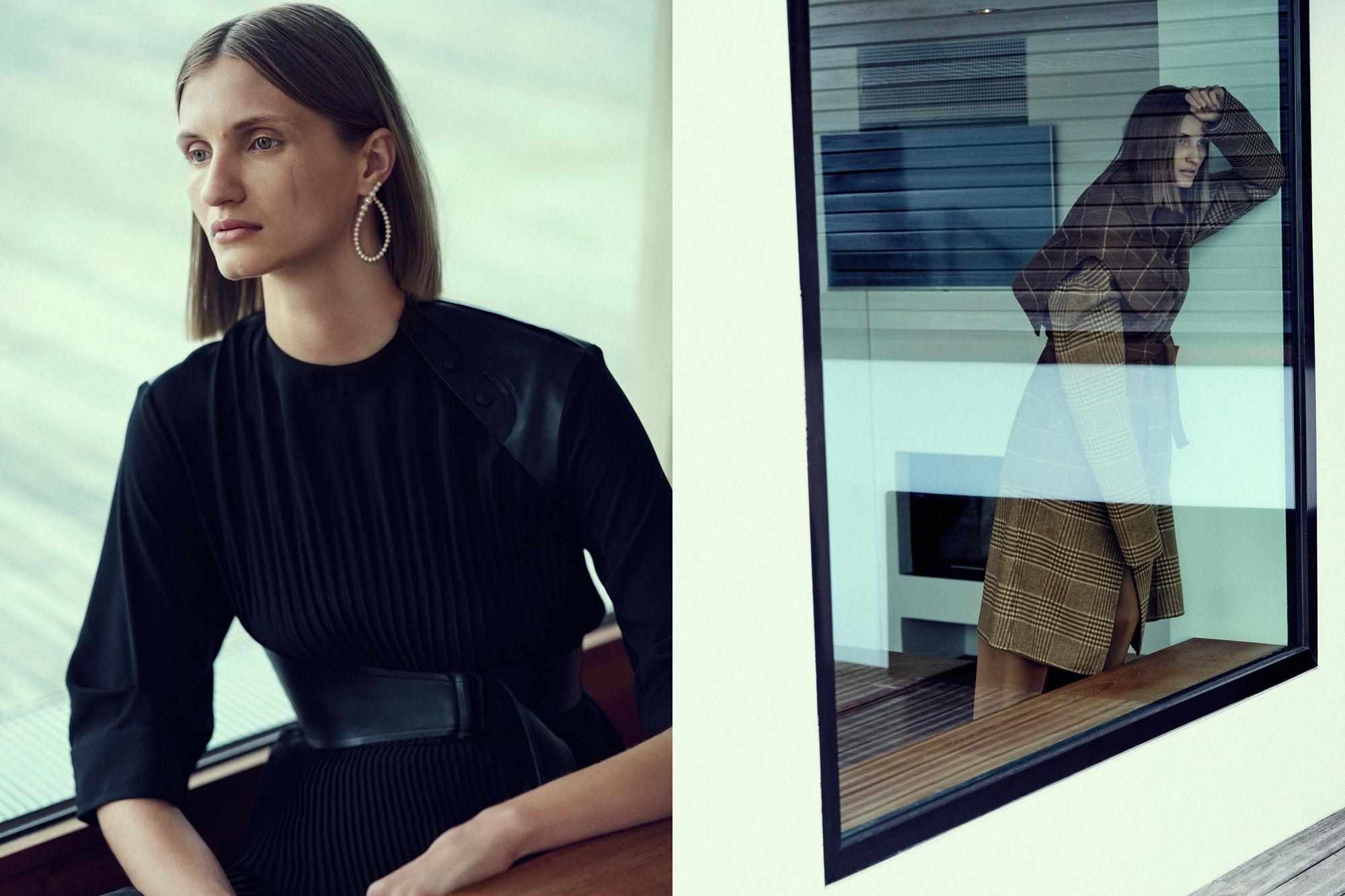 MAX VON TREU for Vogue UA
