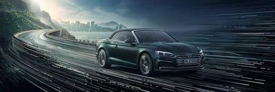 "MARKUS WENDLER : Audi A5 & S5 Cabriolét"""