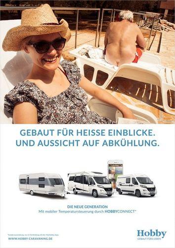 HOBBY Caravan by Florian Schüppel c/o MARLENE OHLSSON PHOTOGRAPHERS for Jung von Matt