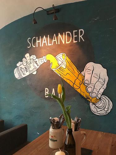 Stefanie Haslberger / Casiegraphics / Wallpainting