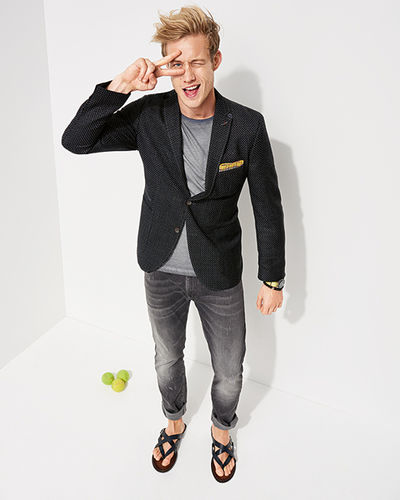 Iva Sesto-Blaschke STYLING for Club of Gents S/S 2017