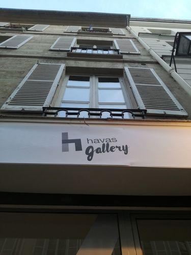 HAVAS GALLERY  'DES MOTS ET DES IMAGES'