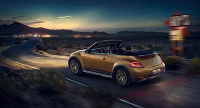 FRITHJOF OHM & PRETZSCH / VW Beetle Dune