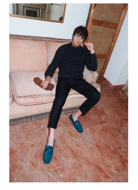FALL-WINTER COLLECTION TOD'S 2019, Styling by NIKI PAULS c/o SHOTVIEW ARTISTS MANAGEMENT