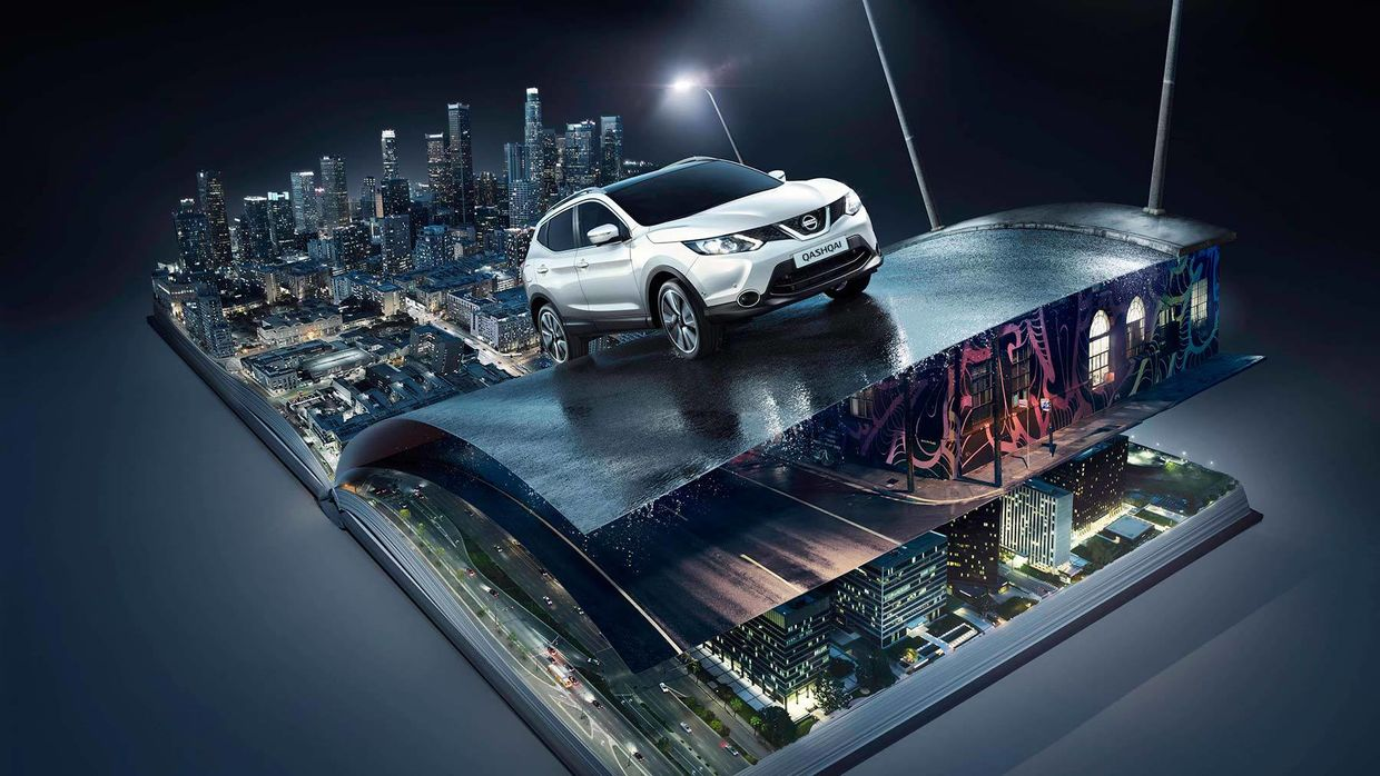 Nissan – Your Story Starts Here