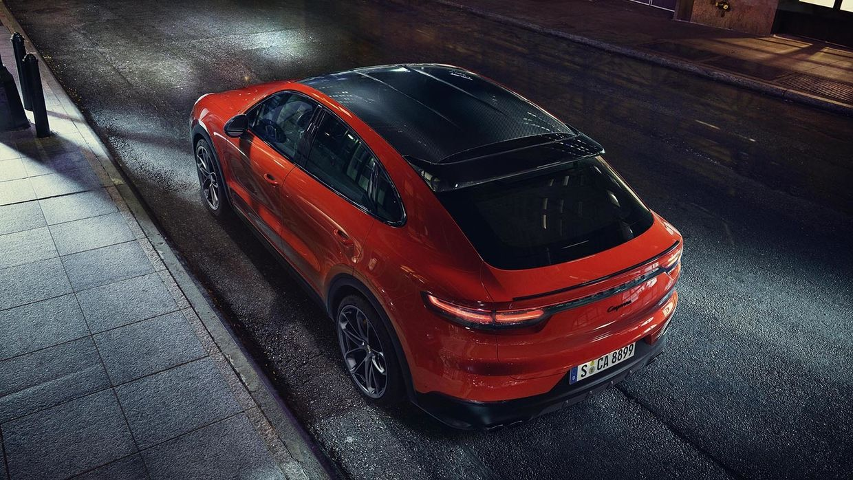 IGOR PANITZ : Porsche Cayenne Coupe in NYC