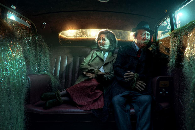 CGI Work by Sven PRIM c/o AGENT MOLLY & CO