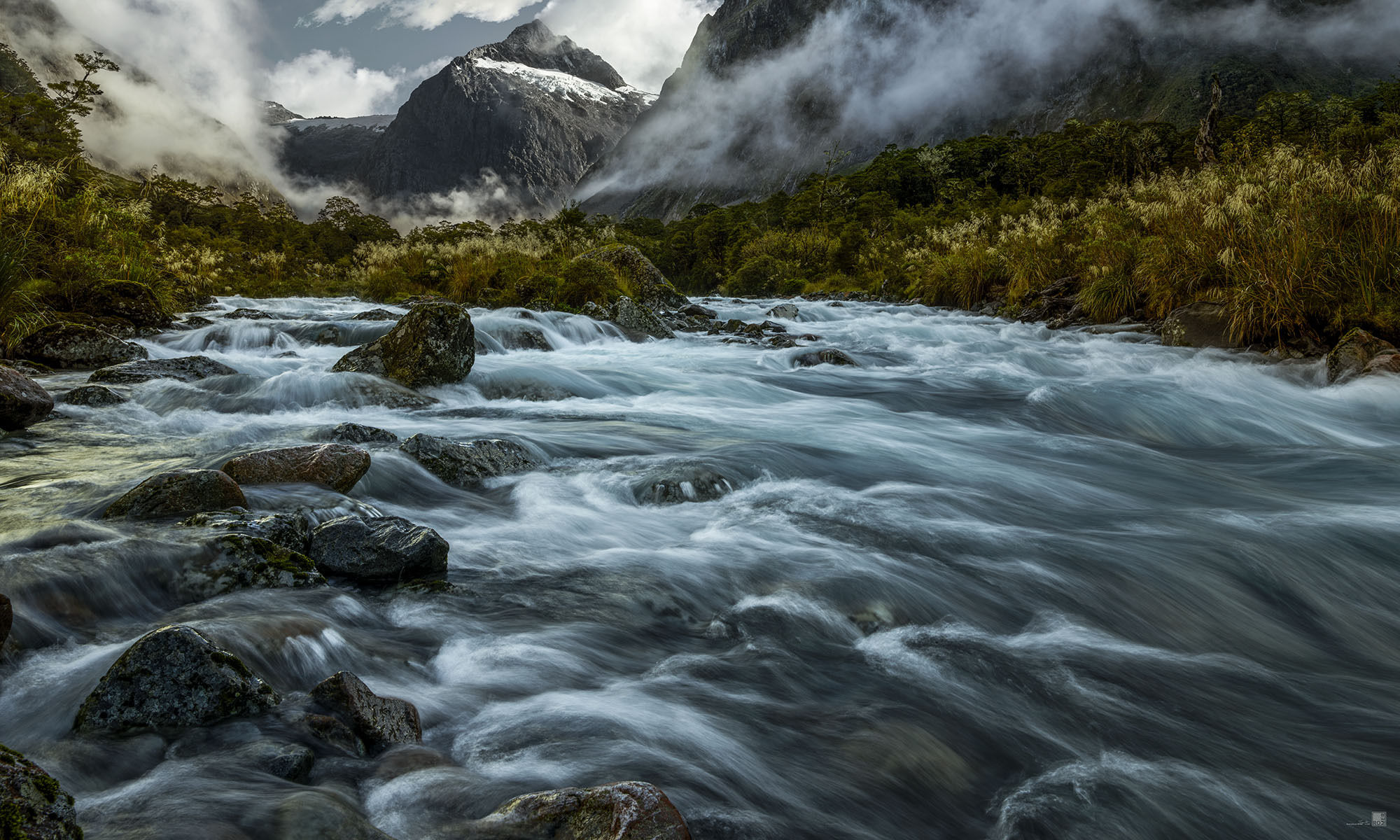 Hollywood River by Stephan Romer