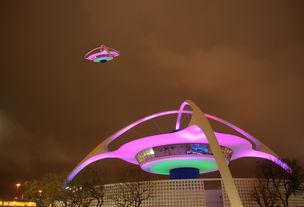 LAX UFO
