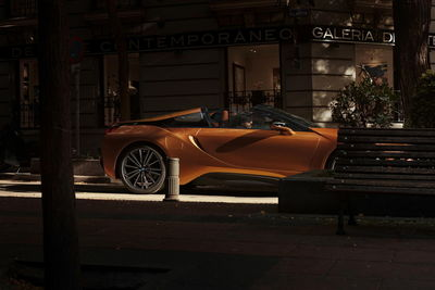 SONDA PRODUCTIONS: Jeff Ludes for BMW i8
