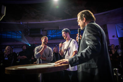 REGIELOUNGE / DIRECTOR'S LOUNGE #53 : Max Paschke & Maik Schuster c/o 'I am here' & Steffen Gentis