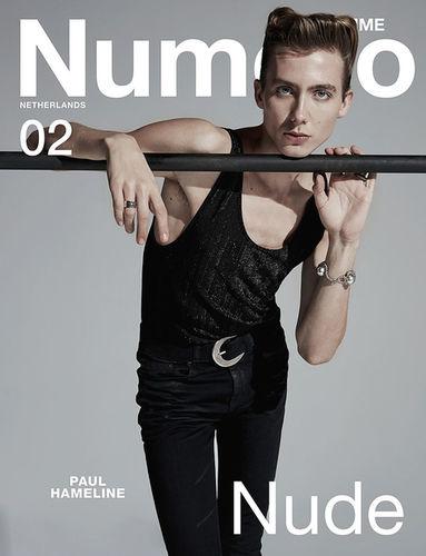 NINA KLEIN, Make Up Vera Dierckx, Zeb Daemen, Numéro