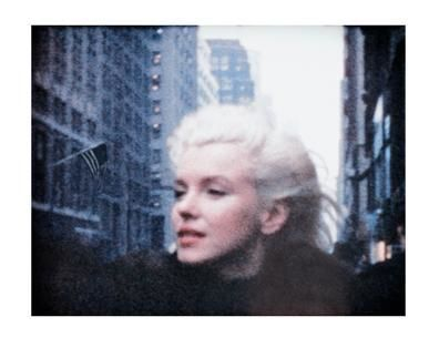 Marylin Monroe (1955), Danzinger Gallery New York