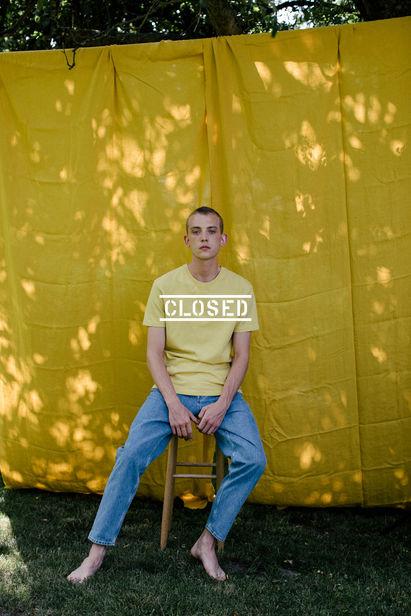 WILDFOX RUNNING: Marlen Mueller for Closed