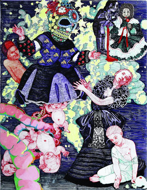 Galerie Anita Beckers : CORNELIA RENZ, 'Stupid'