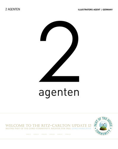 UPDATE 12 : 2Agenten - Agentur für Illustration