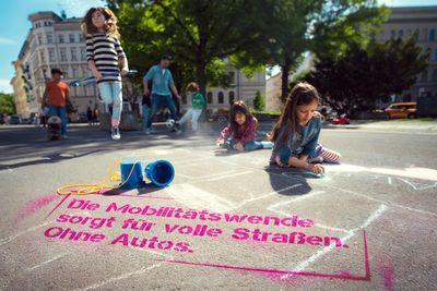 HETZNER PRODUKTION for Mobilitätskampagne Senatsverwaltung UVK   BERLIN
