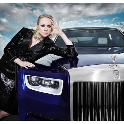 ROLLS-ROYCE PHANTOM SHOT BY BRITISH PHOTOGRAPHER RANKIN - Game of Thrones star Gwendoline Christie features alongside Phantom in short film