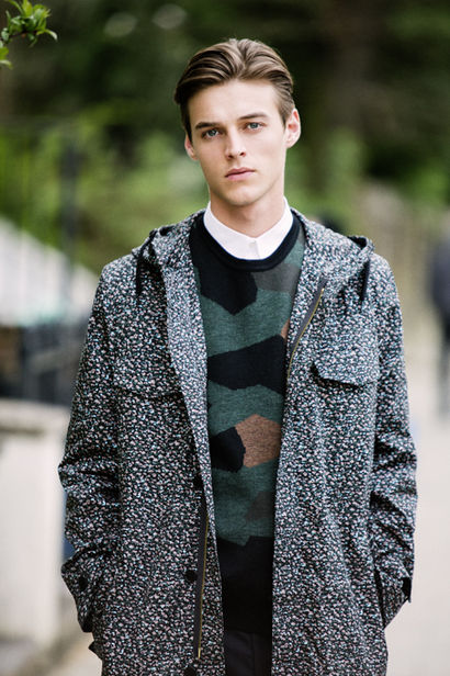 Patricia McMahon: Ronald DICK for Paul Smith PS