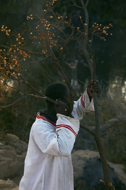 WILDFOX RUNNING: Daniel Müller-Brunke for Metal Magazine 'Zimbabwen Apostels'