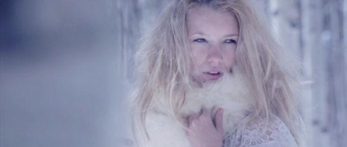 Devi Brulé for Euphoria by Calvin Klein
