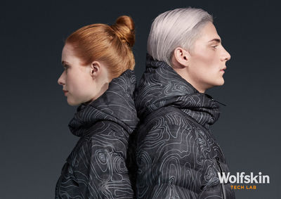 NATURAL BORN EXPLORERS for WOLFSKIN TECH LAB