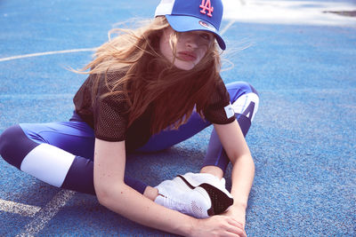 WILDFOX RUNNING: Steffen Hofemann for Petra Mag with Ella Hope