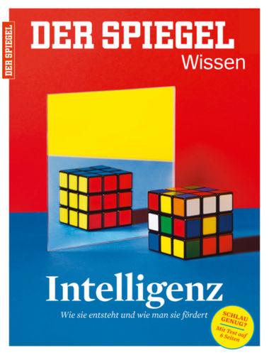 DER SPIEGEL Wissen Cover & Strecke