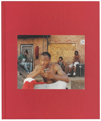 Vincent Desailly 'The Trap'  / HATJE CANTZ VERLAG