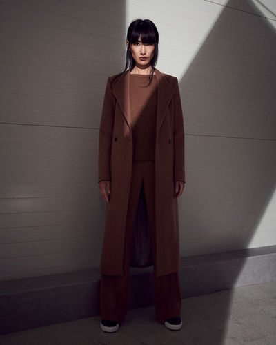 WINDSOR FW18 Lookbook by Andreas Ortner - Post-Production by RETUSH Creative Retouching