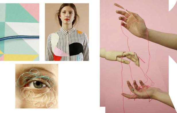 Anja Zander und Charline Robichaud, personal work