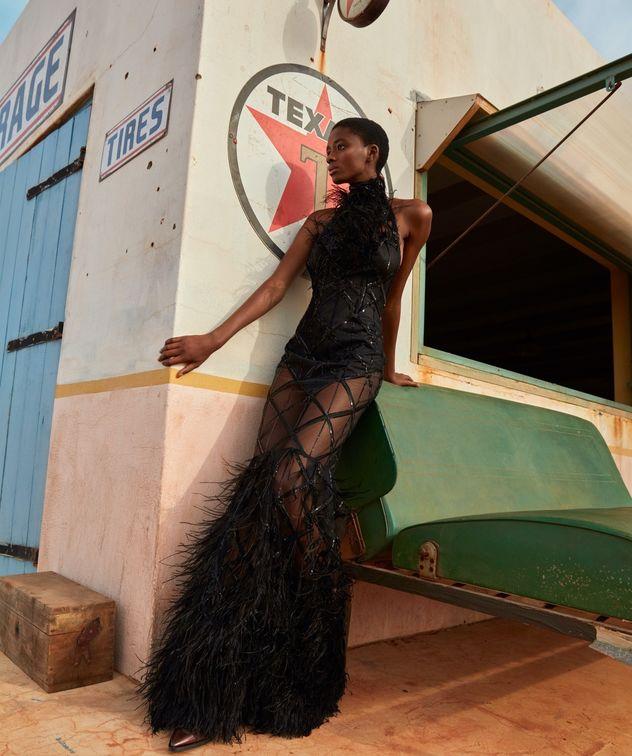 ASA TALLGARD :  for BARBARA with SISIPHO NTSABO