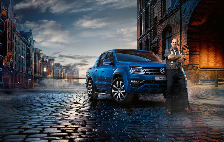 UPFRONT: Jonathan Heyer for Volkswagen Nutzfahrzeuge