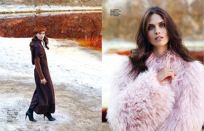 BIGOUDI Boris Rieker für Vogue Arabia