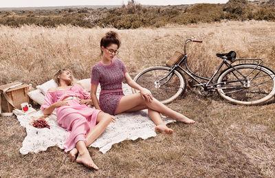 Coastal Romance for FSHN Magazine