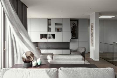 Penthouse Wasserturm - Interior Photography by JORDANA SCHRAMM for Fabian Freytag