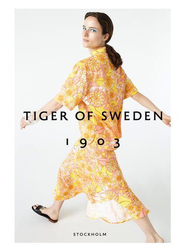 Tiger of Sweden photographed by Andrea Spotorno