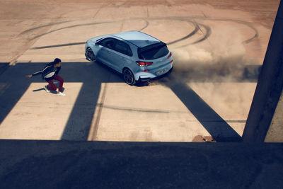 "SEVERIN WENDELER: ""Hyundai i30N"" by HE&ME Heckl&Mennemann"