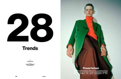 VIVA MODELS: Bart Ungerman for Numéro Homme Germany #5