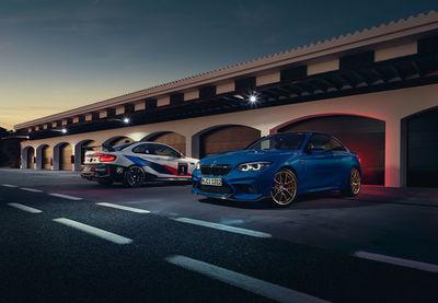 Andreas Hempel fotografiert den BMW M2 CS / M2CS Racing